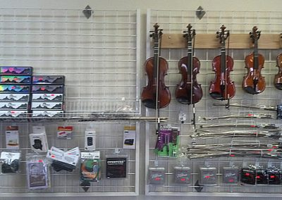 Violin, Viola Cello rentals and sales and all accessories needed